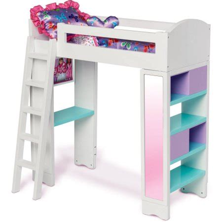 my life as desk and chair set my life as loft bed walmart com