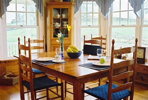 Shaker Style Dining Set Lantz Custom Woodworking