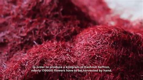 saffron kashmir