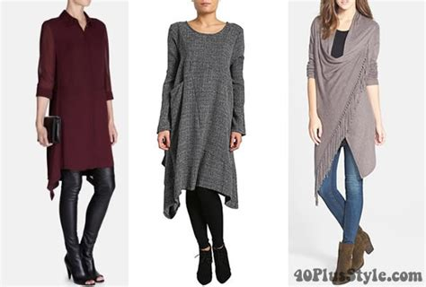Long Tunic Sweaters To Wear With Leggings