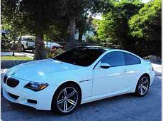 Find used 2007 BMW M6 COUPE 500HP M V10 White on