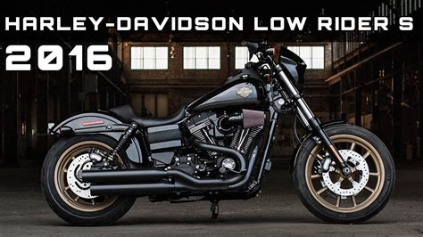 Review Harley Davidson Low Rider by 2016 Harley Davidson Low Rider S Review Rendered Price
