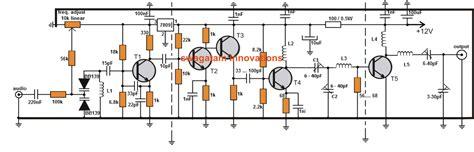 Transmitter Circuit Diagram Images