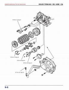 Honda Cb125s Engine Diagram