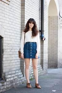 125 best Denim skirt!
