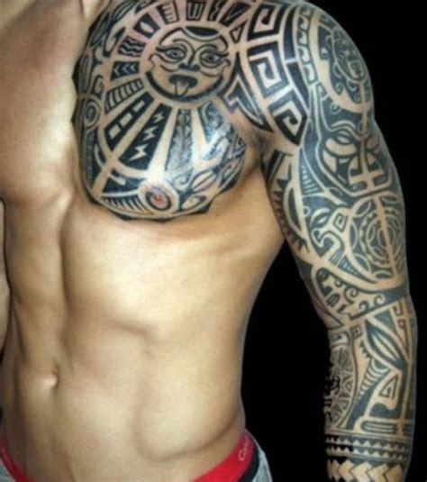idees de tatouages maorie hommefemme signification