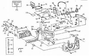 Poulan 2800 Gas Chainsaw Parts