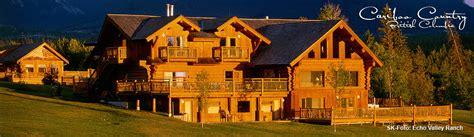 Haus Kaufen Rocky Mountains Usa by Lodge Blockhaus Und Ranch In Kanada Usa Qualit 228 T Vom