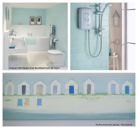 Themed Bathroom Wall Decor by How To Create A Modern Coastal Theme For A Contemporary