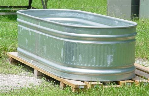 Galvanized Water Trough Tub by Wooden Tool Box Doors Wooden Free Engine Image For User