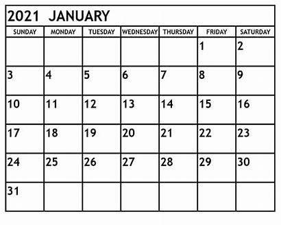Calendar 2021 January Printable Monthly Pdf December