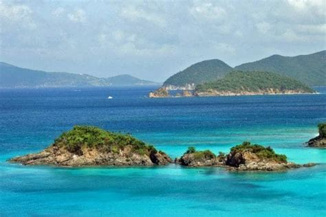 american paradise   virgin islands national park