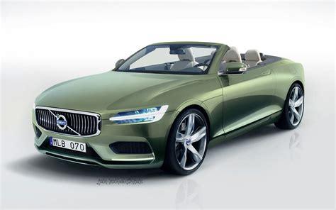 volvo convertible volvo concept coupe reimagined