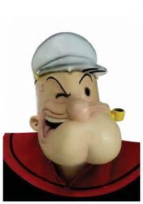 Adult Popeye Mask