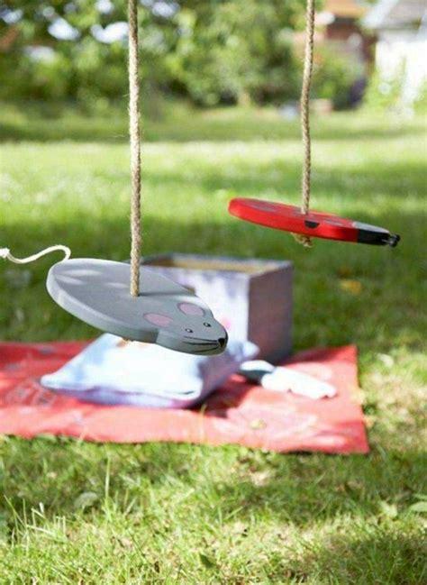 gartenschaukel kinder 30 diy kinderschaukel f 252 r kreative eltern
