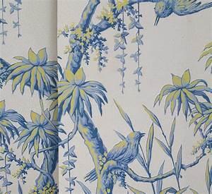 Decolle Papier Peint : d coration japonaise chinoiserie 19eme papiers de paris ~ Dallasstarsshop.com Idées de Décoration