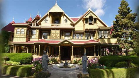 The Winchester Mystery House Dieses Haus Wurde Für