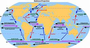 Surface Ocean Currents  Lesson 0322