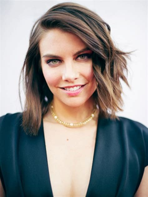 lauren cohan biography dramas  movies height age