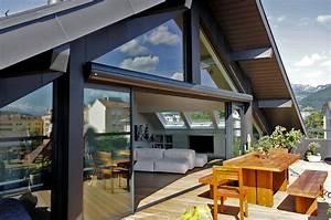 decouvrez la baie vitree tryba haute performance garantie With toit en verre maison 0 fenetre annecy pour une maison sur le toit tryba porte