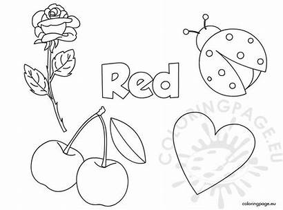 Coloring Pages Preschool Activity Worksheets Activities Things