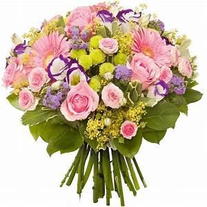 Bouquet De Fleurs : bouquet de fleurs bluette livraison en express florajet ~ Teatrodelosmanantiales.com Idées de Décoration
