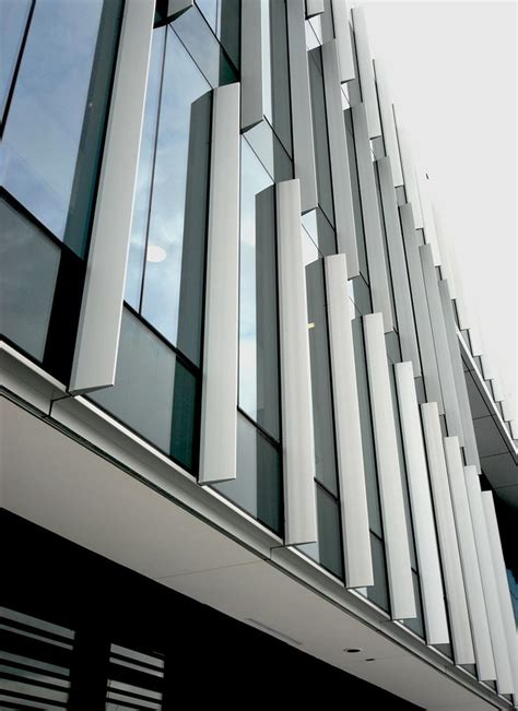structurally glazed curtain wall fins search