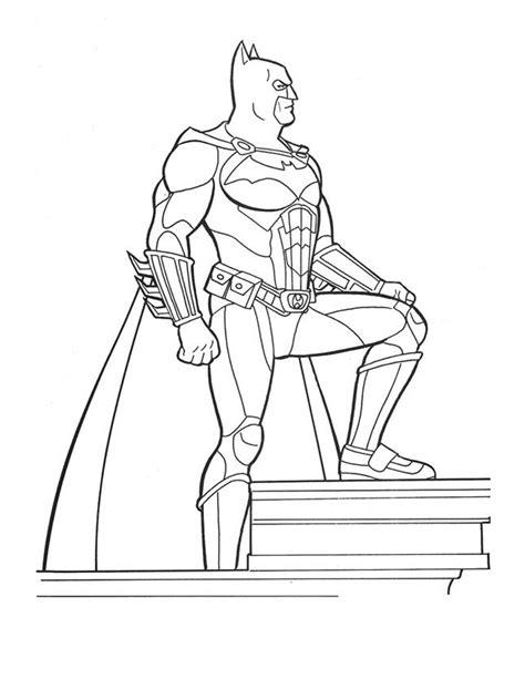Batman Coloring Pages Free Printable Batman Coloring Pages For