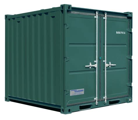 Shipping Containers 8ft Steel Store Cx08 £154000