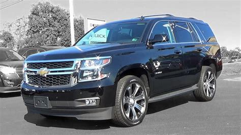2019 Chevrolet Tahoe Hd Photo
