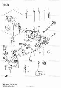 Suzuki Motorcycle 2008 Oem Parts Diagram For Wiring