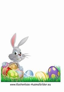 Ausmalbilder Briefpapier Fr Ostern Ostern Zum Ausmalen