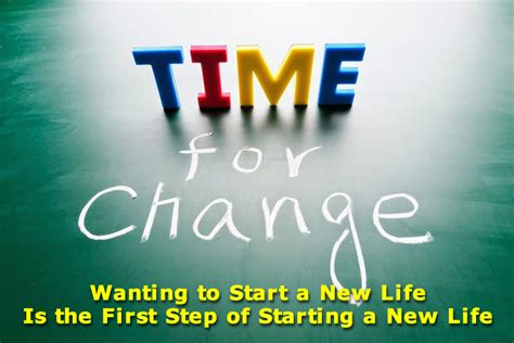 What Does It Take To Start A New Life?