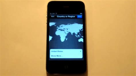 how to activate iphone without sim card how to bypass ios 6 activation screen without sim card for