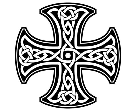 Celtic Cross Celtic Cross Symbol Irish
