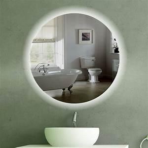 Badspiegel Rund Mit Beleuchtung : runder badspiegel mit beleuchtung spiegel t v gepr ft kostenloser versand ~ Indierocktalk.com Haus und Dekorationen