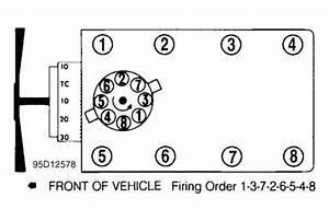 1996 Ford F150 Firing Order  Electrical Problem 1996 Ford