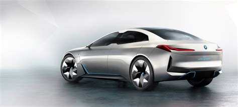 bmw electric car bmw  vision dynamics specifications