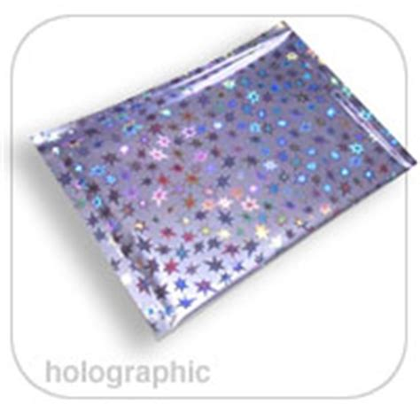 decorative mailers fastpack shipping supplies holographic decorative