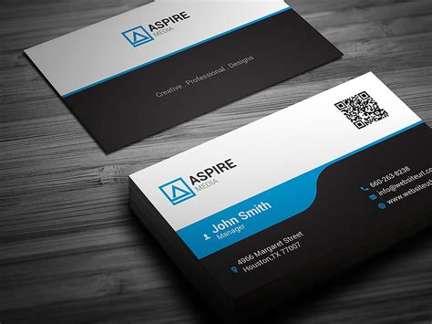 Modern Business Card Template  Business Card Templates