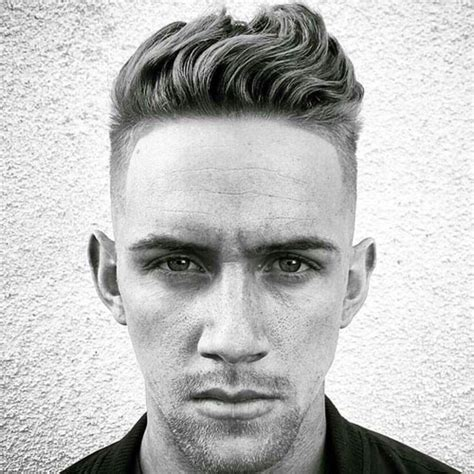 cool wavy hairstyles  men  guide