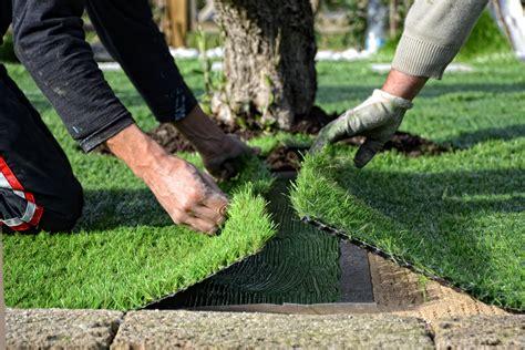 erba per giardino come si posa l erba sintetica da giardino