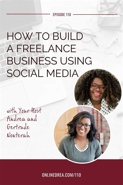 How to Build a Freelance Business Using Social Media in ...