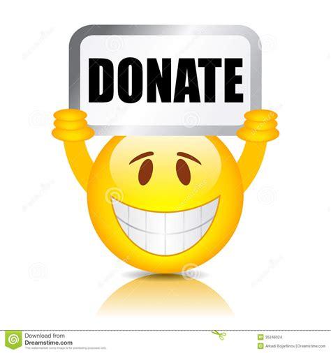 Donation Sign Clip Art