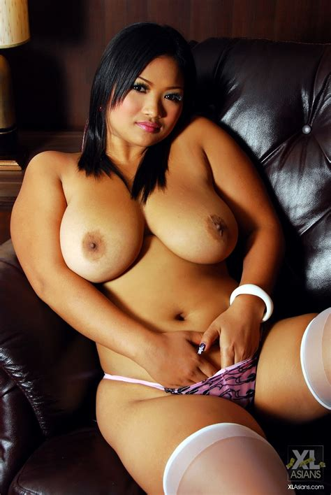 Bam Xl Asian Oiled Up