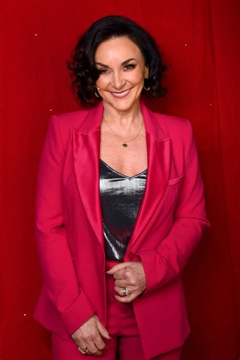 Strictly's Shirley Ballas says dead brother spoke one word ...