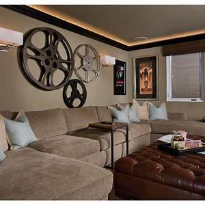25 best ideas about theater room decor on pinterest With kitchen cabinets lowes with theater room wall art