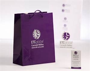 Carnegie Mellon ETC Global Gift Bag Packaging - ocreations ...