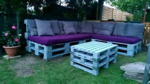 Outdoor Sectional Sofa Cushions by Outdoor Furniture From Pallet Wood Pallet Wood Projects