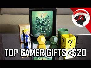 Top Holiday Gamer Gifts Less than $20 2015 Gift Guide